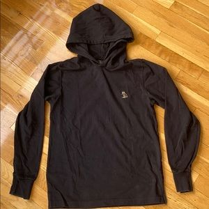 OVO black shirt hoodie